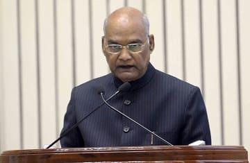 ram nath kovind lok sabha elections 2019