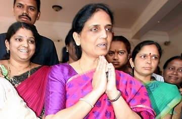 sabitha indra reddy lok sabha elections 2019