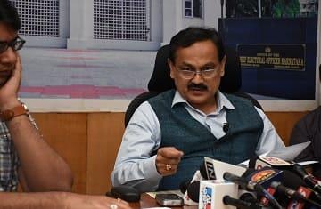 sanjiv kumar lok sabha elections 2019