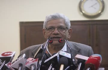 sitaram yechury lok sabha elections 2019