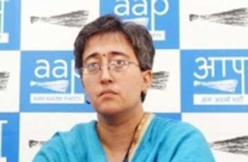 Atishi AAP Lok Sabha Elections 2019