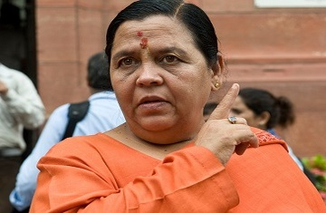 Uma Bharati Ram Mandir Lok Sabha Elections 2019