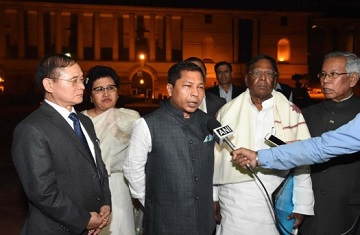 Meghalaya Lok Sabha Election 2019