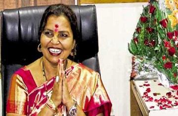 Seema Savale AmravatiLok Sabha Elections 2019