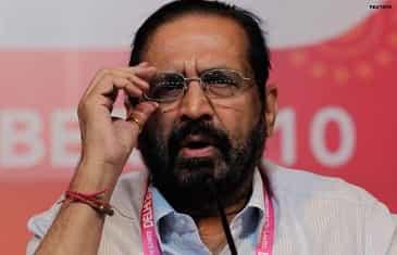 Suresh Kalmadi Lok Sabha Elections 2019
