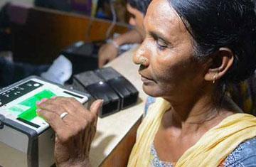 Aadhaar Lok Sabha Elections 2019